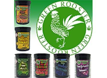 Green Rooster | Blueberry Pomegranite Gummie 25:25 THC/CBD | 500mg