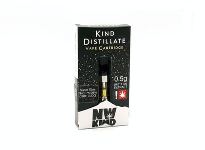 NWK | SUPER GLUE | DISTILLATE CARTRIDGE | Amazon Organics
