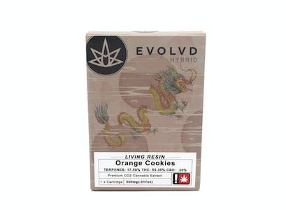 EVOLVD | ORANGE COOKIES | LIVING RESIN CARTRIDGE | Amazon